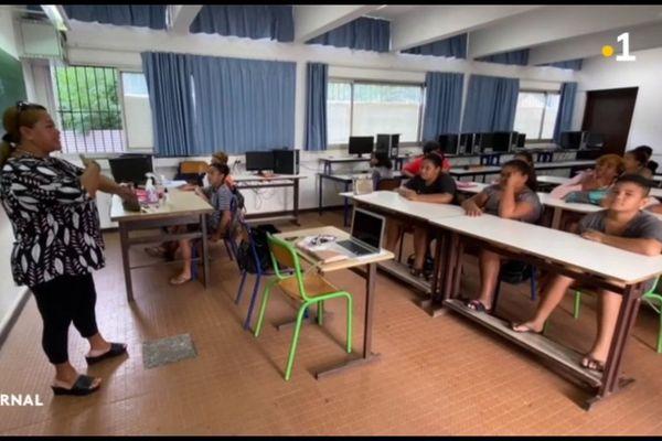 Le collège Henri Hiro en lutte contre le décrochage scolaire