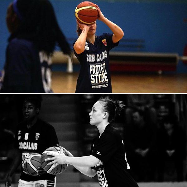 La saison prochaine, la Calédonienne jouera au Côte d'Opale Basket (COB) Calais