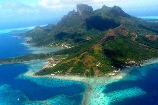 Leur 4X4 se renverse : 6 touristes blessés à Bora Bora