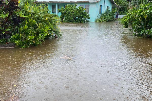 habitation inondée