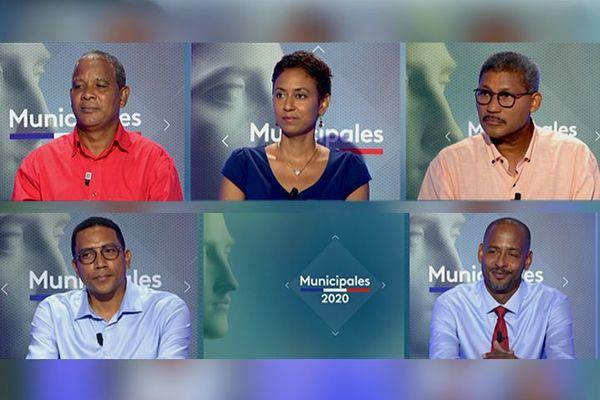 Débats Municipales 2020