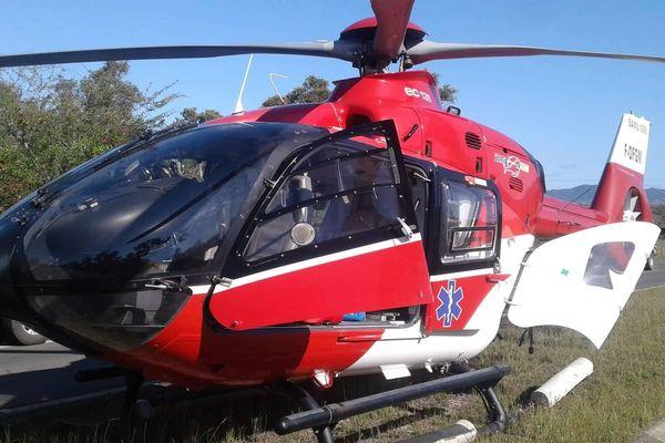 Accident mortel à la OUenghi, hélicoptère, 15 septembre 2019