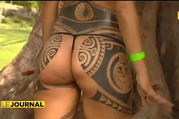 Polynésia Tatau : le tatouage en filigrane