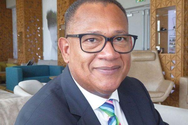 Alain Bièvre, président du directoire de la SAGPC
