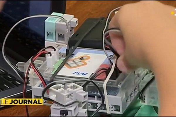 Programmer des robots éducatifs : un jeu d'enfants