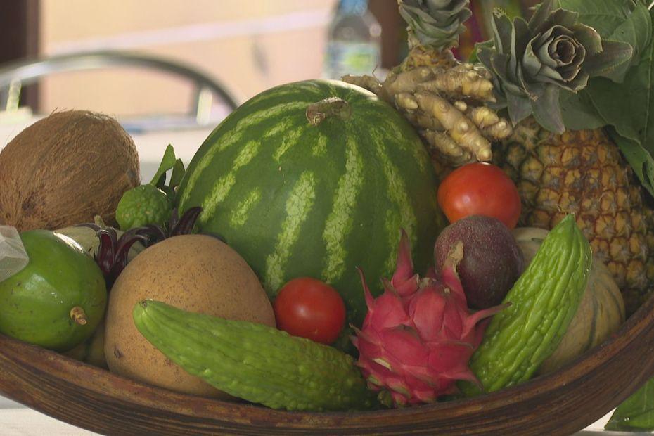 Bel Nati, une nouvelle coopérative pour la valorisation d'une agriculture traditionnelle de Guyane - Guyane la 1ère
