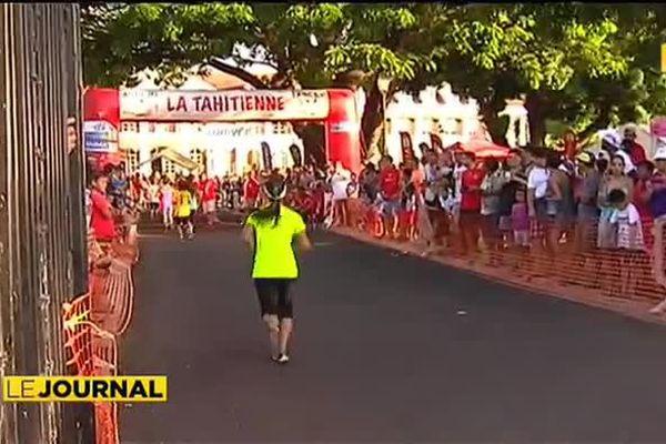 Course « la Tahitienne » : 5500 Tahitiennes sur la ligne d'arrivée