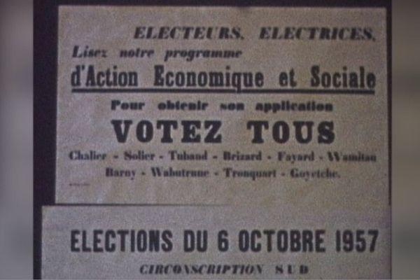 vote 1957