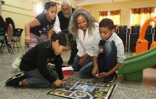 Trinidad et Tobago acceuil des enfants immigrés