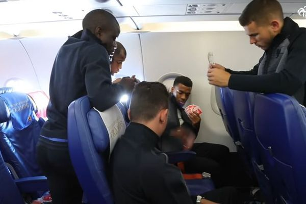 equipe france voyage ekaterinbourg