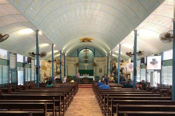 Eglise Saint Joseph de Mana