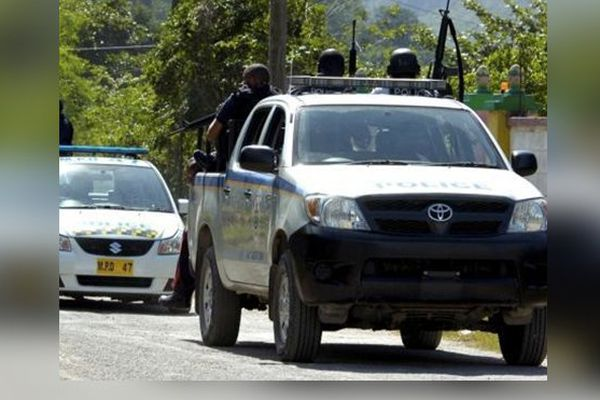 Police à la Jamaïque