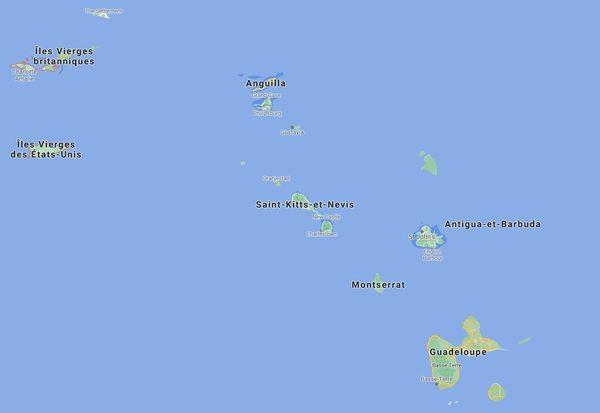 îles de la Caraïbe