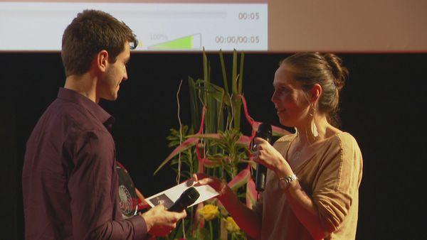 Festival du cinéma de la Foa 2018, Nautile d'or BNC Jeunes talents à Vincent Pigeot.