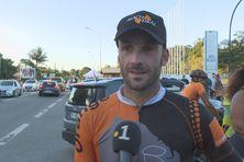 Damien Laversanne vainqueur de la 3e manche du critérium des clubs