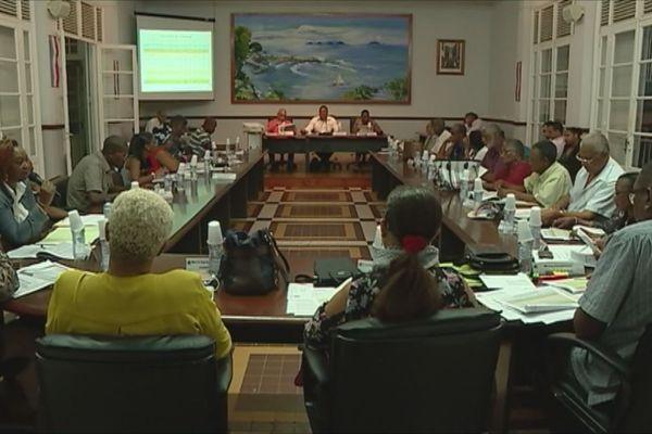 Conseil municipal de Trois Rivières