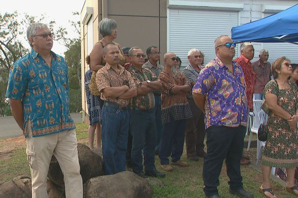 Commémoration communauté Indonésienne