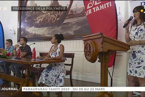 Paraparau Tahiti : carrefour annuel des professionnels du tourisme