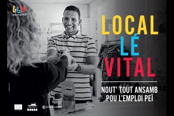 Campagne régionale Local Lé Vital relance économique consommation locale Région 150720