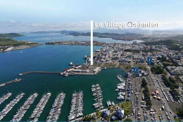 Village océanien