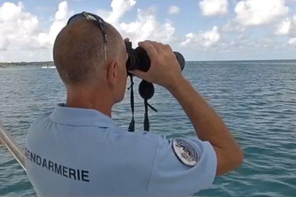 Surveillance en mer