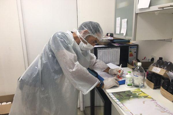 Fabrication lotion hydroalcoolique
