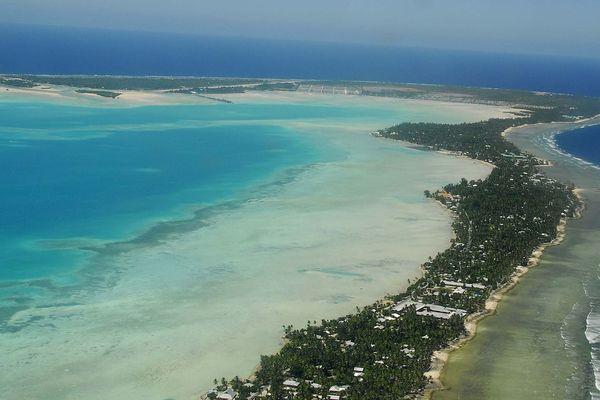 L'archipel des Kiribati convoité par la Chine