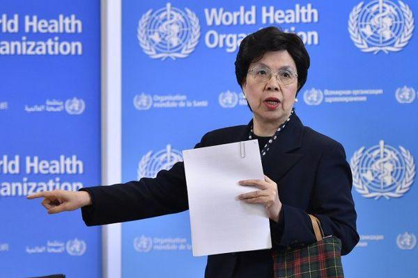 Margaret Chan, directrice générale de l'OMS