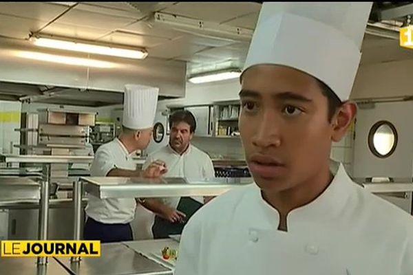 Concours international de cuisine : les petits plats dans les grands