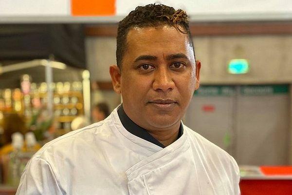 Charles Nagou Ambassadeur de la gastronomie pour les Dom
