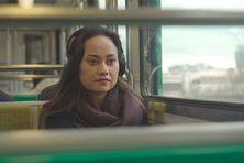 Tuamanaia dans le métro parisien