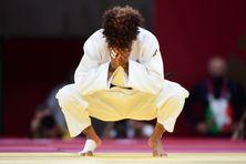 Amandine Buchard échoue en finale face à la Japonaise Uta Abe.