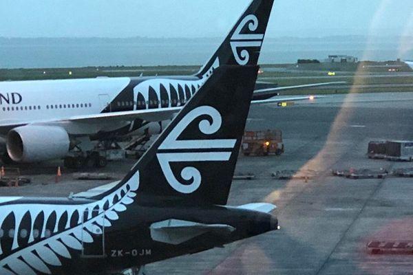 Les avions d'ANZ