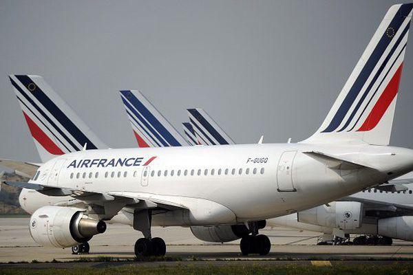 Air France en Guyane