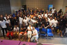 Plus de cinquante personnes venues de la région océan Indien ont planché sur la création d'un site web en 48 heures à Mayotte