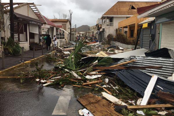 Centre de Marigot Irma