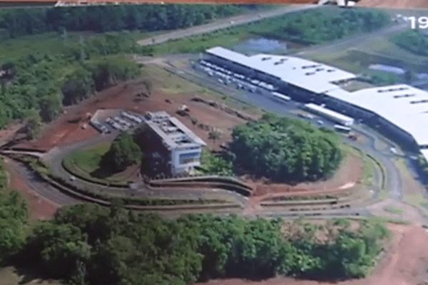 Centre d'affaires à Matoury