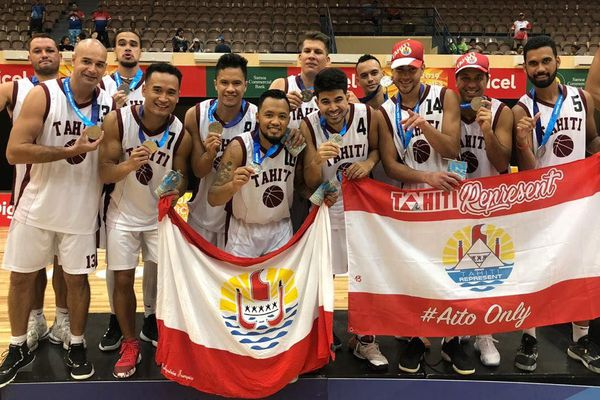 basket Samoa 2019