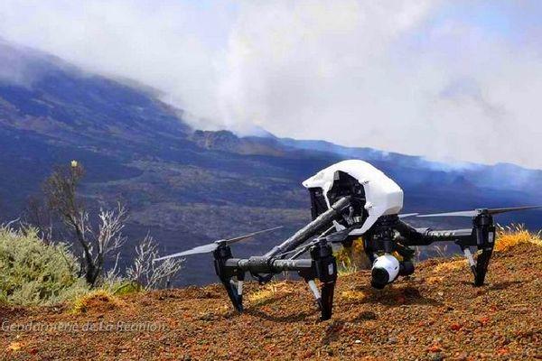 BGTA et drone