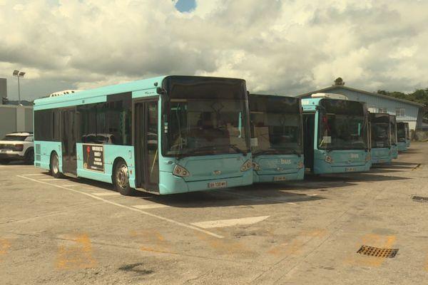 Bus RCT grève