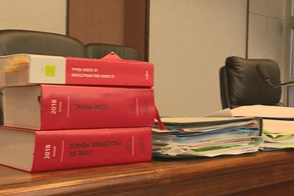 Cour d'assises au procès Guy Tamaï