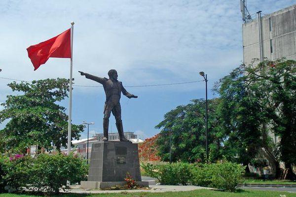 Statue Ignace