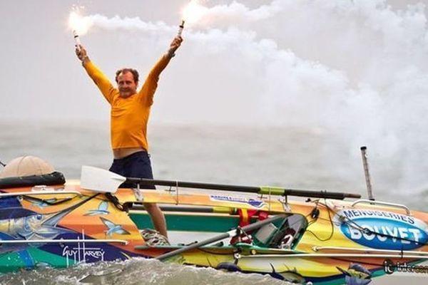 Pascal Vaudé le vainqueur de l'édition 2012