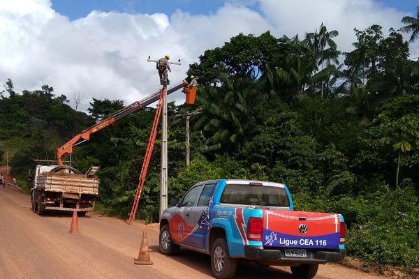 Brésil : 13 villes de l'Amapá privées de nouveau d'électricité