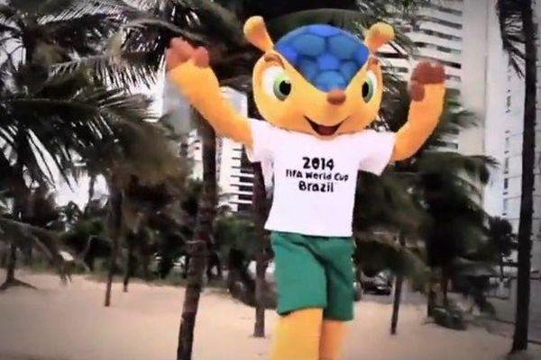 Mascotte coupe du monde