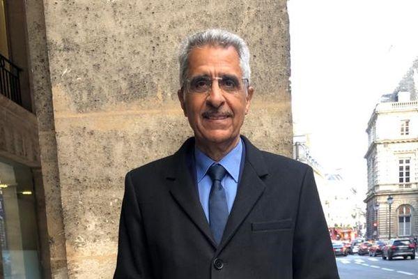 Antoine Karam, ancien président de la Région Guyane