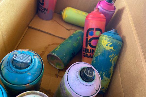 réunion graffiti, festival de street art