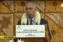Victorin Lurel devant l'Assemblée: « l'Etat est de retour ! »