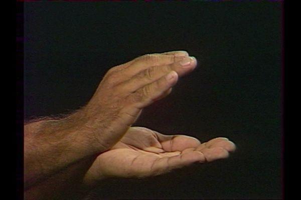 Mains de Daniel Vabois