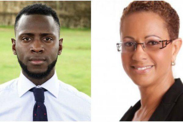 Lénaïck Adam et Joëlle Prévot-Madère sont investis par la République en Marche en Guyane.